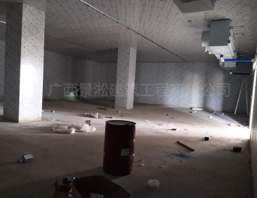 崇左产业园混凝土密封固化剂地坪施工
