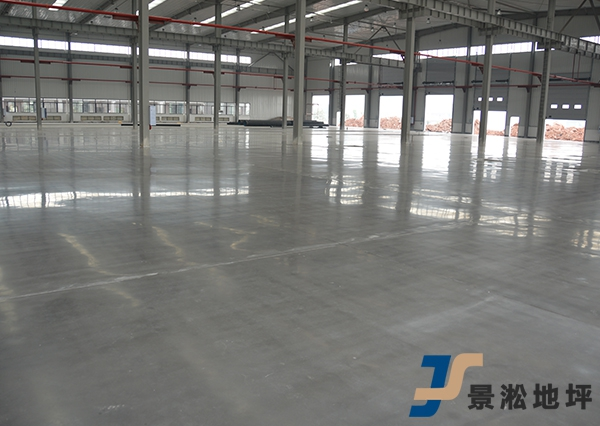 厂房固化剂地面