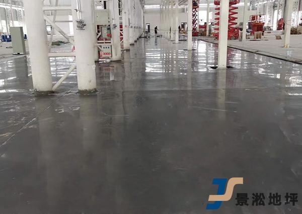 厂房固化剂地坪