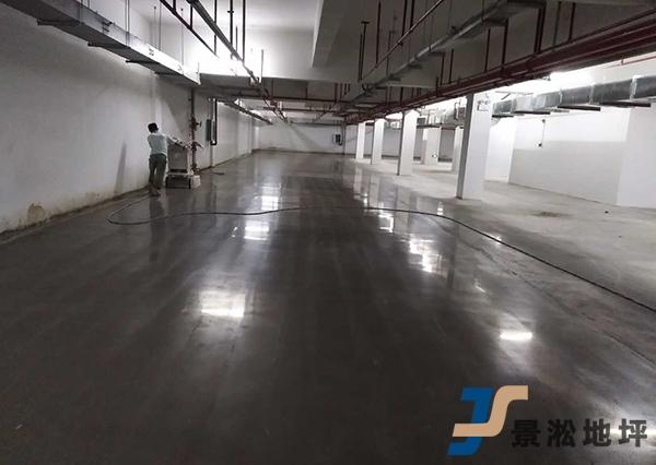 厂房固化剂地坪工程