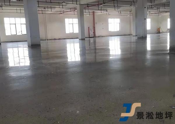 厂房旧地面翻新
