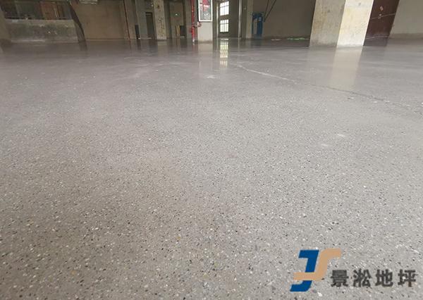 渗透密封固化剂地坪