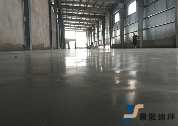 桂林耐磨地坪