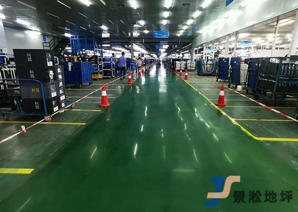 桂林染色地坪
